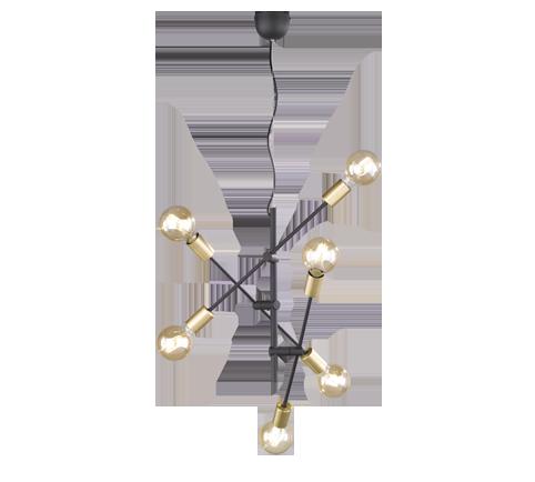 Подвесной светильник CROSS 306700632, TRIO lighting