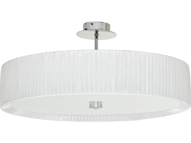 Люстра  ALEHANDRO white plafon 55, 5344