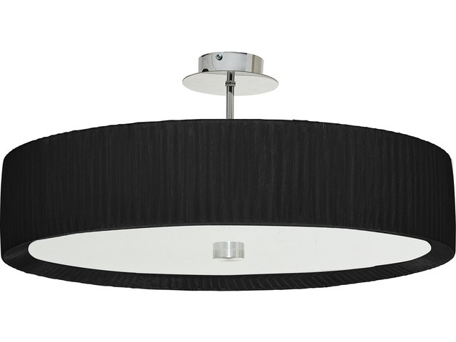 Люстра ALEHANDRO black plafon 55, 5352