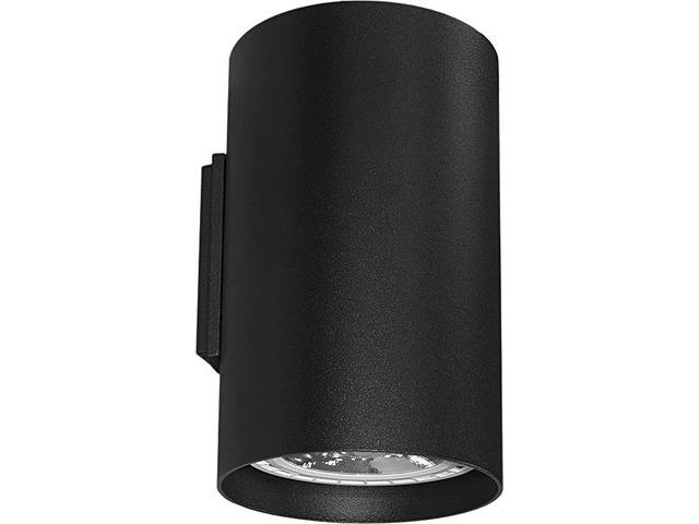 Светильник настенный TUBE black 9320, Nowodvorski