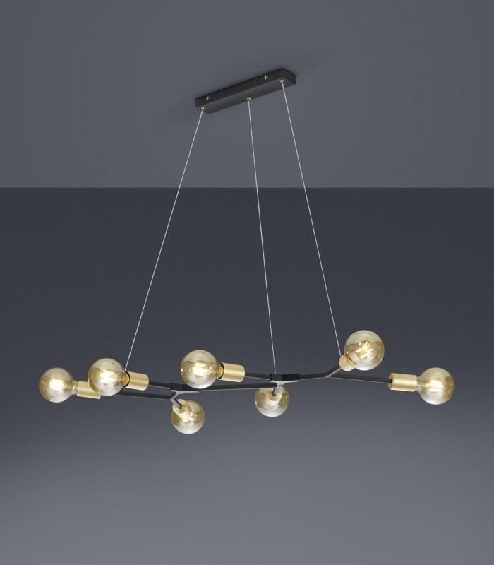 Подвесной светильник Cross 306700732, TRIO lighting