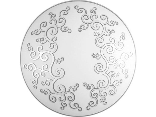 Плафон ARABESKA silver 9 3704