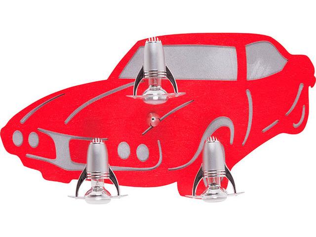 Бра AUTO III 4056, красный