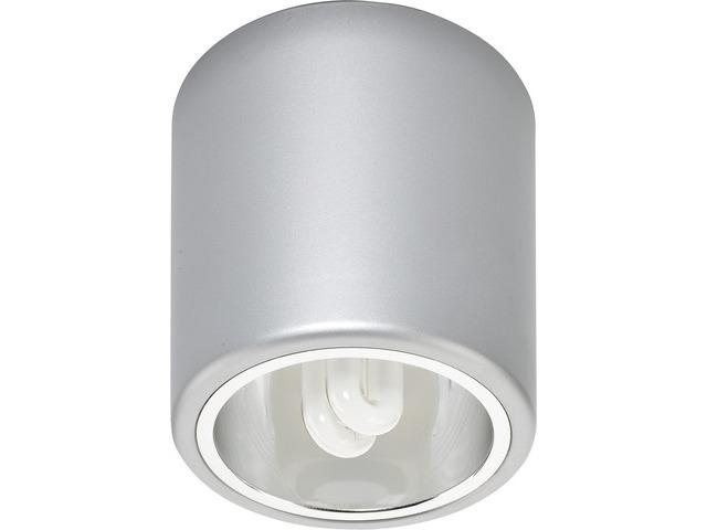 Светильник DOWNLIGHT silver M 4868, накладной