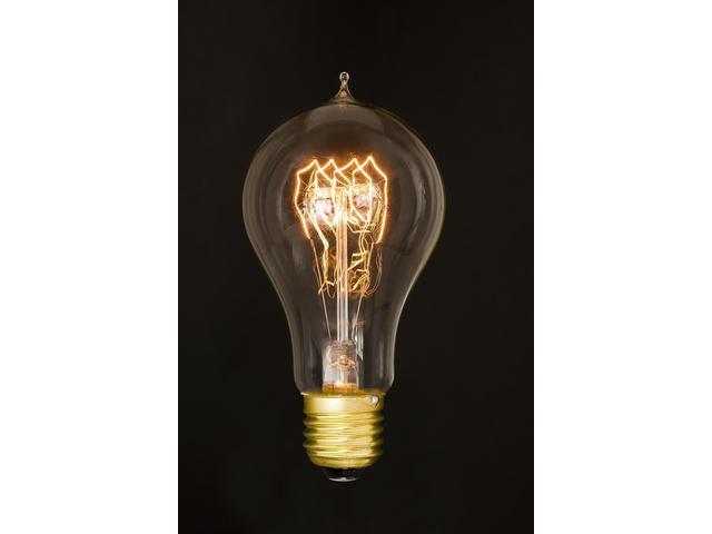 Лампа декоративная 5018, ретро
