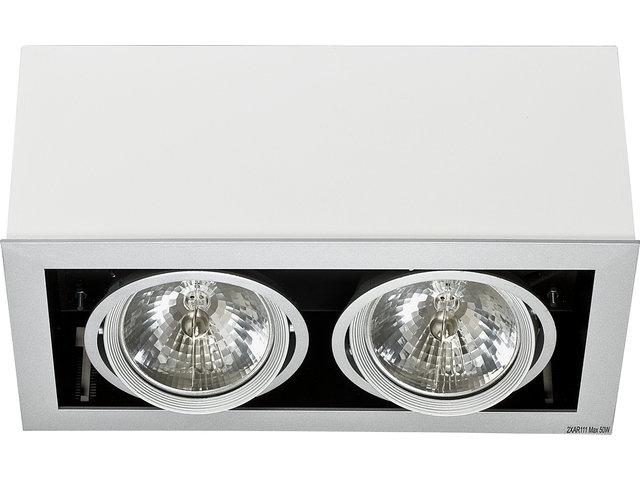 Светильник BOX white II 5306, накладной