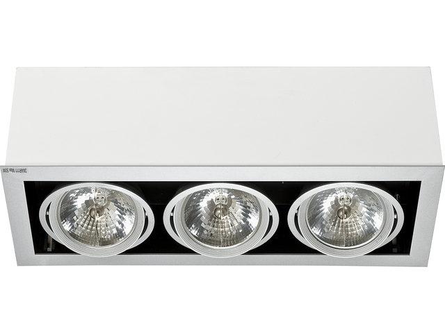 Светильник BOX white III 5307, накладной