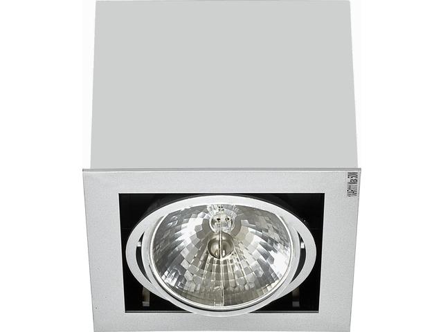 Светильник BOX I серый 5315, накладной