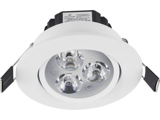 Светильник CEILING LED 3W 5957, точечный