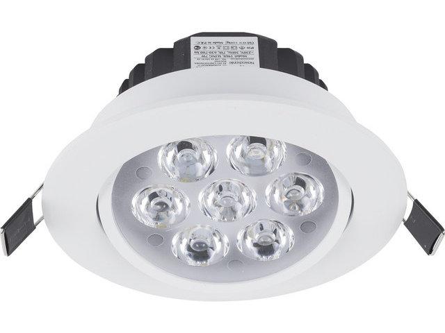 Светильник CEILING LED 7W 5960, точечный