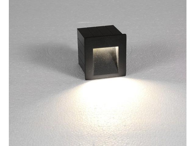 Светильник STEP LED GRAPHITE 6907 врезной