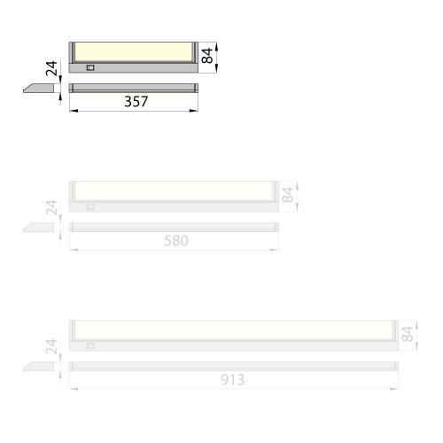 Светильник Ariba 8 2700K Brilum