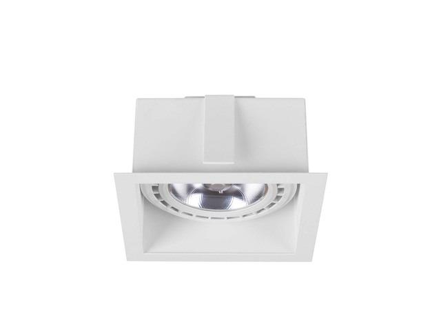 Светильник MOD белый 9413, врезной