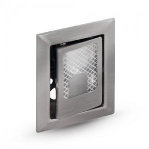 Светильник врезной M-50 сатин хром, Brilum