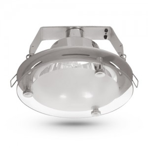 Светильник BLAX 20 сатин хром, Brilum