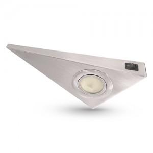 Светильник M-141S сатин хром, Brilum