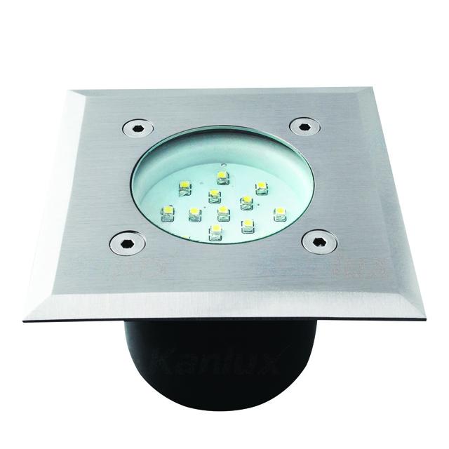 Светильник грунтовой GORDO 14 LED 0,7W (22051)
