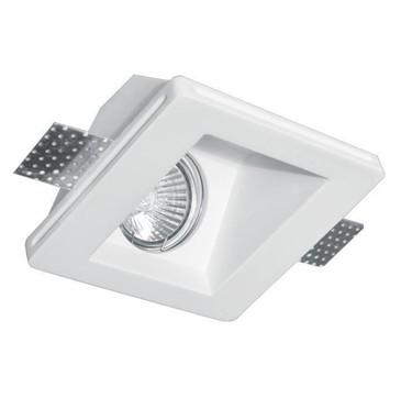 Светильник точечный гипсовый 4116100, Viokef