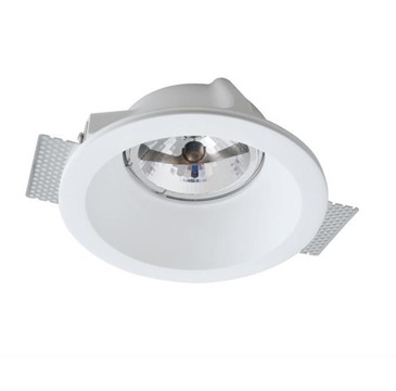 Светильник точечный гипсовый 4116300, Viokef