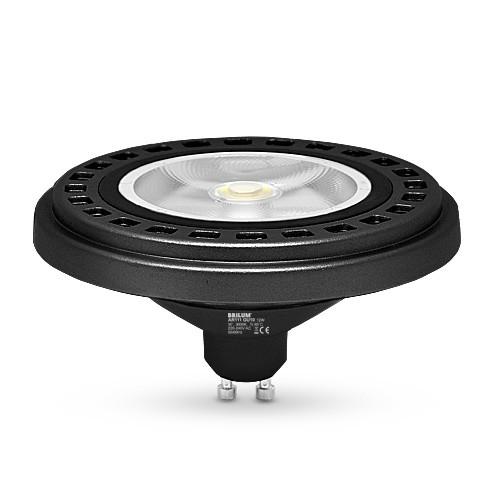 Лампа светодиодная AR111 GU10 LED COB 15W 30°, 230V