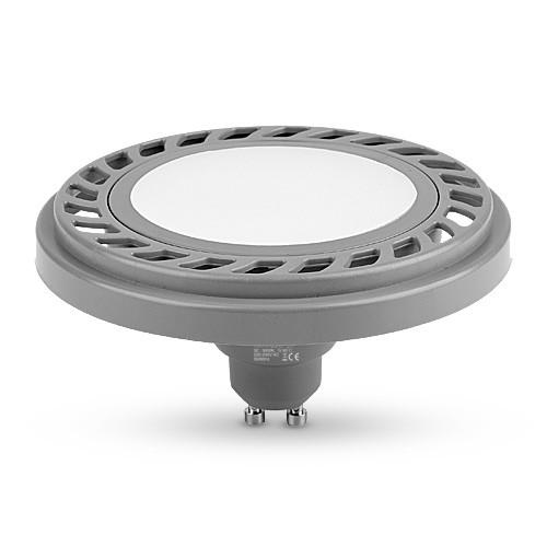 Лампа светодиодная AR111 GU10 LED 9W 120° soft, 230V