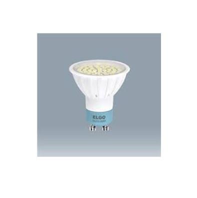 Лампа светодиодная GU10-SMD 2W, ELGO