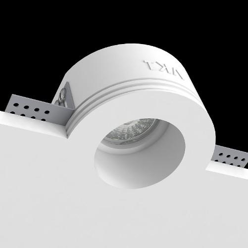 Светильник гипсовый точечный VK1 IP20, Promin