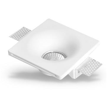 Светильник точечный гипсовый GIPS white Q2