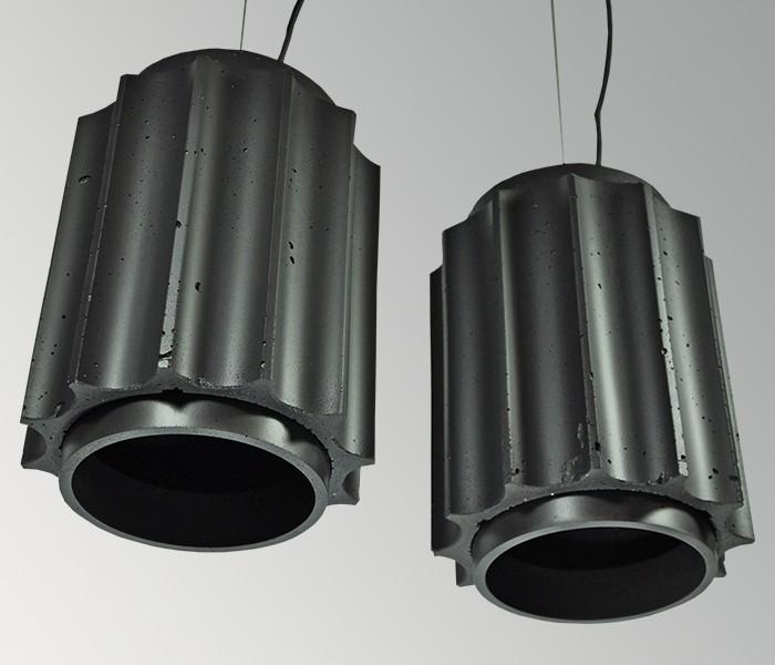 Светильник бетонный подвесной ГРОТО, AGARA