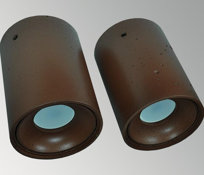 Светильник бетонный СПОТ СН001 коричневый, AGARA