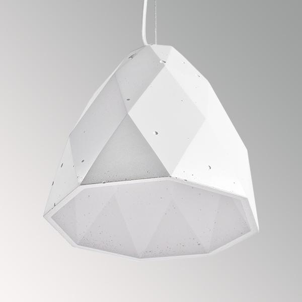 Бетонный светильник подвесной БРИОЛЕТ, AGARA