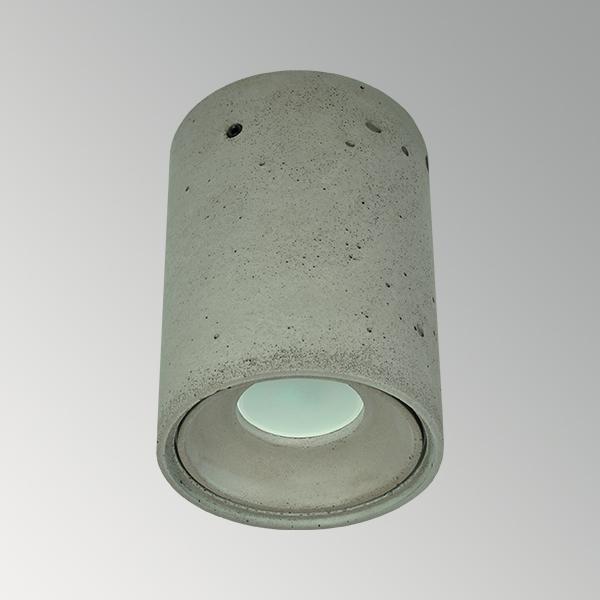 Светильник бетонный СПОТ СН001 серый, AGARA