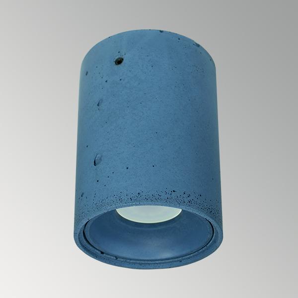 Светильник бетонный СПОТ СН001 синий, AGARA