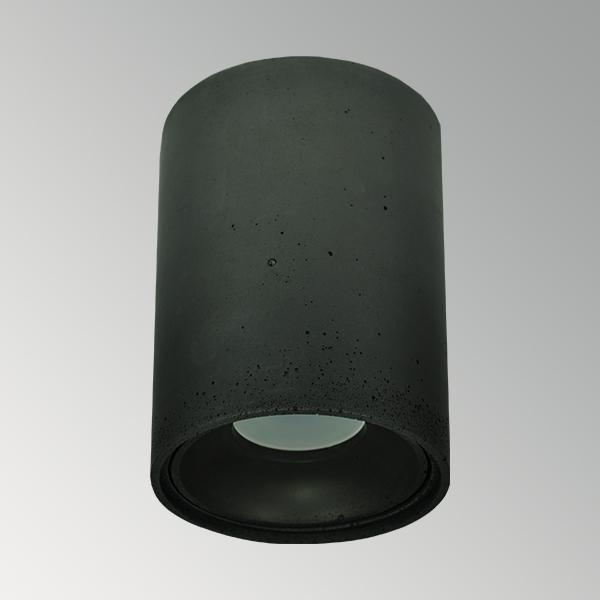 Светильник из бетона СПОТ СН001 графит, AGARA