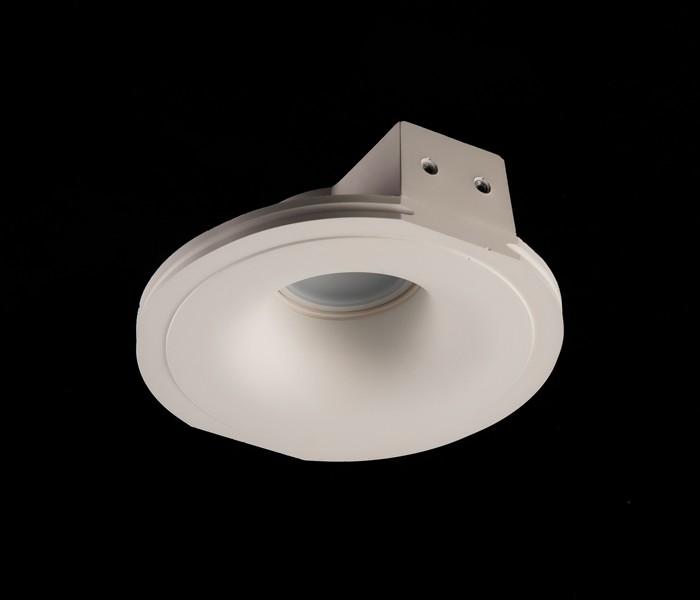 Светильник гипсовый точечный СВ 001 гипсовый, AGARA