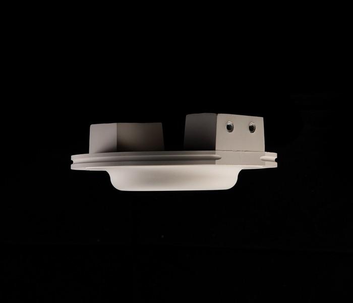 Светильник гипсовый точечный СВ 002, AGARA