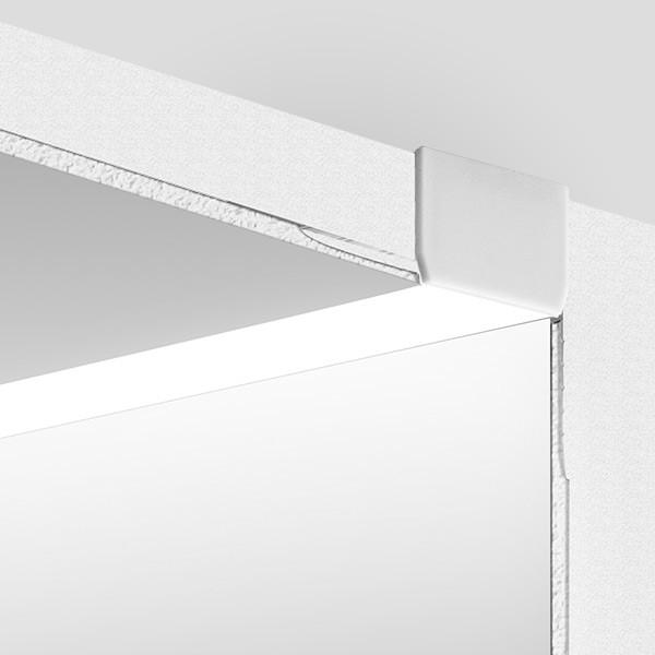 Профиль под LED ленту KOZUS-CR, Klus