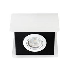 Светильник точечный TORIM DLP-50 W-B (28460)