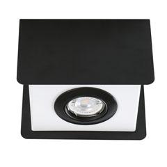 Светильник точечный TORIM DLP-50 B-W (28461)