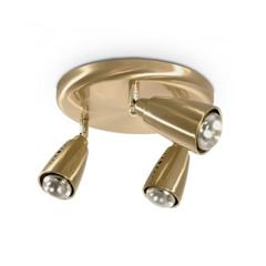 Бра CK55-3 золото, Brilum