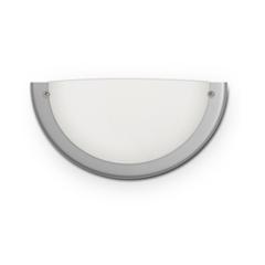 Бра Plafon 25K белый-серебро