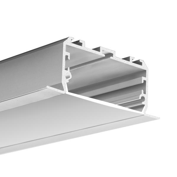 Профиль под LED ленту LARKO-50, Klus