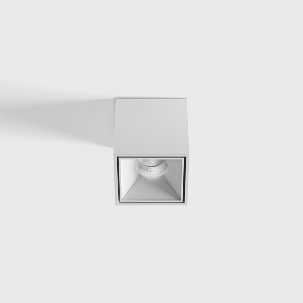 Светильник потолочный накладной BLOCK, LED 10W, LTX