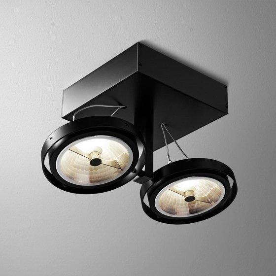 Светильник BARES 111×2 R, AQForm