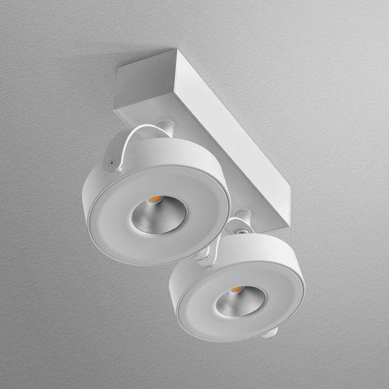 Светильник потолочный CERES 111×2 R QRLED, AQForm