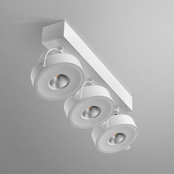 Светильник потолочный CERES 111×3 R QRLED, AQForm