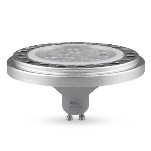 Лампа светодиодная AR111 GU10 LED 15W 30°, 230V
