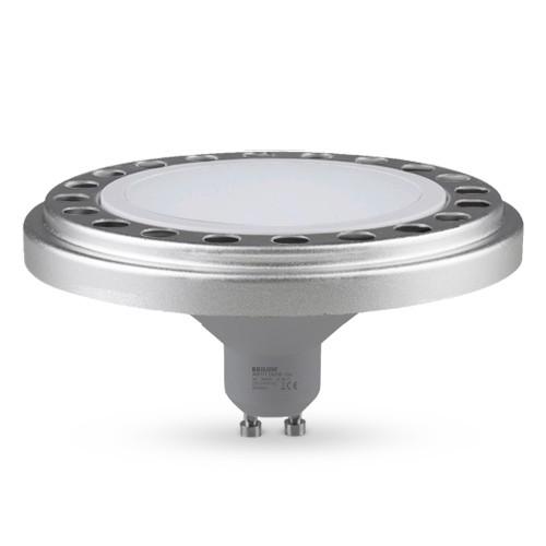 Лампа светодиодная AR111 GU10 LED 15W 120°, 230V