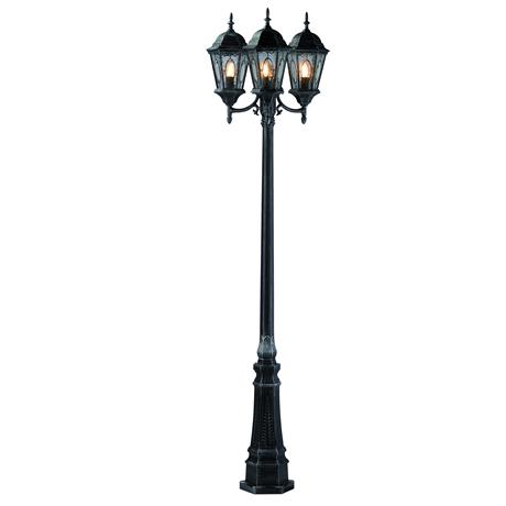 Светильник садово парковый VERA серый 100296, Markslojd
