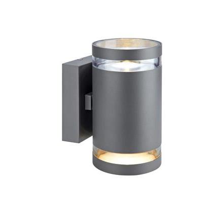 Светильник фасадный двухсторонний IRIS серый 106516, MARKSLOJD